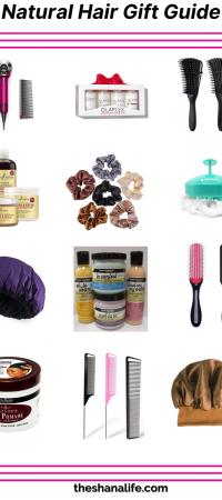 natural hair holiday gift guide